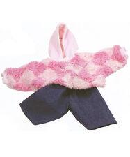 gotz hoodie und jeans to fit 42-46cm babypuppen maxy aquini maxy und muffins
