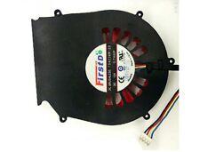 XFX HD5770 HD6770 ATI cooling fan Firstd FD9238M12D 12V 0.7A graphics card fan