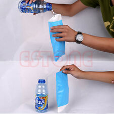3Pcs Unisex Disposable Outdoor Car Travel Emergency Toilet Urine Bag Vomit New
