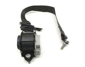 NEW OEM GM Rear Left Seat Belt Retractor Black 19328562 Cadillac ATS Coupe 15-19