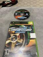 Need for Speed: Underground 2 (Microsoft Xbox 360, 2004) No Manual