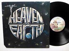 HEAVEN And EARTH s/t LP Mercury 3722 Modern Soul Boogie VG++ vinyl    fm13