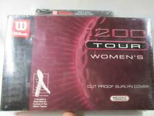 Wilson Women's 1200 Tour 15 Surlyn Cover Breast Cancer Golf Balls Sealed (A25)