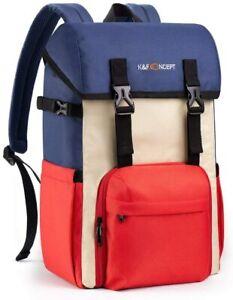 K&F Concept Waterproof Large Lightweight SLR/DSLR Camera Backpack Bag for Tripod