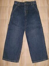 Tony Hawk NWOT 100% cotton denim jeans indigo 4 little boy