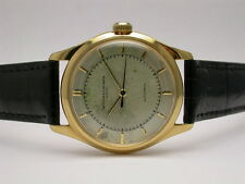 VACHERON CONSTANTIN 18K YELLOW GOLD AUTOMATIC BUMPER VINTAGE 1940'S MEN'S WATCH