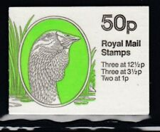 GREAT BRITAIN Toulouse Goose MNH booklet