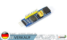 I2C Port I/O erweiterer PCF8574 kaskadierbar blau für Arduino Raspberry Pi DIY