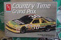 AMT/Ertl Michael Waltrip #30 1990 Country Time Grand Prix Model Kit-sealed