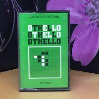 OTHELLO - Sinclair ZX Spectrum 48K Retro Video Game Tape 128K Cassette
