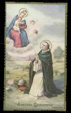 "santino-holy card ""ediz.NB  n.R/3588 S.DOMENICO DI GUZMAN"