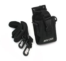 Multi-function Radio Case Holder Bag for Kenwood/Yaesu/Motorola GP328+/344 Radio