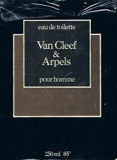 Van Cleef & Arpels Pour Homme Classic Eau De Toilette 250ml EXCEPTIONAL LO PRICE