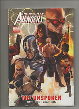 Mighty Avengers: The Unspoken - Hardcover TPB - (Sealed)