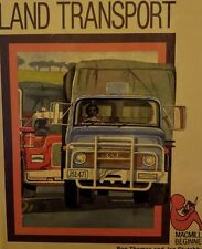 Land Transport by Ron Thomas and Jan Stutchbury (1988, Hardcover)