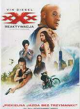 DVD - XXX REAKTYWACJA (XXX THE RETURN OF XANDER CAGE) - NEW DVD