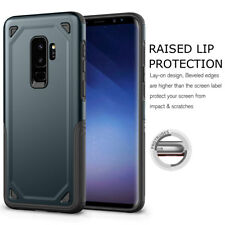 For Samsung Galaxy J4 J6 J8 2018 Case Shockproof Armor Heavy Duty Rubber Cover