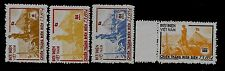 North Viet Nam Sc 17-9,o5 NH issue of 1954 - VICTORY DAY