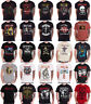 Official Motley Crue T Shirt Shout at the Devil The Dirt Tour Band Logo Mens