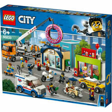 Lego City Donut Shop Opening Building Set (60233)