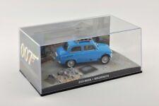 Metal Modellauto 1:43 Diorama ZAZ 965 A blau James Bond 007 Goldeneye