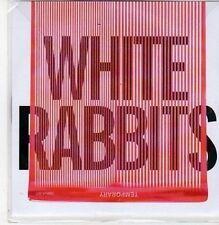 (DC126) White Rabbits, Temporary - 2012 DJ CD