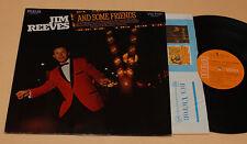 JIM REEVES:LP-1°ST USA CARTONNÉE 1969 TOP EX