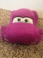 """Disney Store Exclusive Pixar Cars 2 Holley Shiftwell 8"""" Soft Plush Toy Perfect!"""