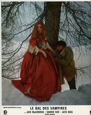 SHARON TATE LE BAL DES VAMPIRES 1967 ROMAN POLANSKI VINTAGE PHOTO LOBBY CARD N°3
