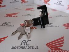 Honda CB CL 100 125 Helmschloss Halter Helm neu Original holder assy helmet NOS