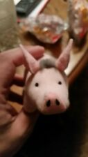 McDonald's Happy Meal 1996 Babe #1 BABE Little PINK PIG Single Toy NIP Plush