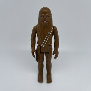 Figurine / Figure STAR WARS CHEWBACCA - KENNER GMFGI 1977 Vintage