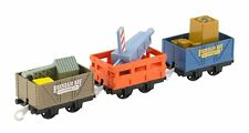 Thomas & Friends Track Master Dockside Delivery Crane Cargo & Cars -READ DETAILS