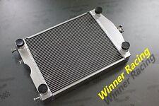 Ford 2N/8N/9N tractor w/flathead V8 engine 56MM aluminum alloy radiator