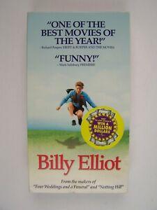 Billy Elliot VHS Video Tape