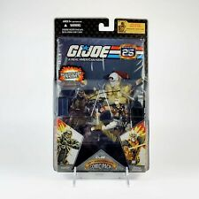 GI Joe 25th Anniversary Firefly & Storm Shadow Comic 2 pack NIP Hasbro