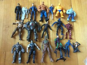 Marvel Legends Iron man Irom Mongor Fantastic 4 Green Goblin Wolverine x-Men