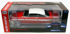Plymouth Fury 1958 Night Version (with working lights) - Christine Movie 1:18