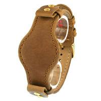 AVIATOR Uhrarmband Spezial Retro Leder Fliegerband Unterlagenband Wright Brother