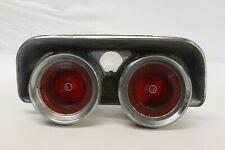 Original 1968 Dodge Charger Left Tail Light Lamp Lens Assembly OEM Mopar 2858241