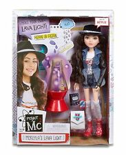Project Mc2 Doll with Experiment- McKeyla's Lava Light