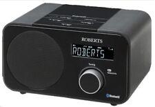 Roberts BluTune 40 Schwarz NEU DAB+/UKW RDS Bluetooth Stereo Soundsystem
