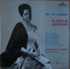 ATAULFO ARGENTA LP Spain 1960 LA CHULA DE PONTEVERDA / LOS DE ARAGON