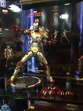 King Arts 1/9 Iron Man Mark XLII  MK 42 Diecast Figure NEW HCA