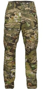 Under Armour 30 x 34 UA Forest Camouflage Field Pants New