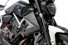 Puig 7016F Dark New Gen Sport Shield Yamaha Fz-07 14-17