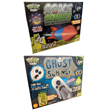 Grafix - Ghost Science & Space Science Experiment Kit - Activity Sets