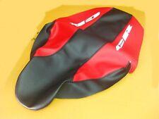 HONDA CR125R CR250 R CR250R ELSINORE 2001 SEAT COVER RED-BLACK #BI1060#