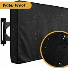 Waterproof LCD TV Cover for Outdoor Dust-Proof Microfiber Cloth 22 55 inch