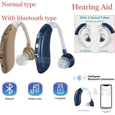 Rechargeable Mini Digital Hearing Aid Hearing Aid with Bluetooth Sound Amplifier
